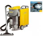 Трехфазный промышленный пылесос для сухой уборки AZ 35 380 V