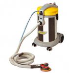 Профессиональный пылесос для сухой уборки с усиленной розеткой для подключения электроинструмента Ghibli SP 8 I