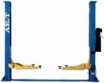 Подъемник 2-х стоечный, 4т, эл-гидравлический с электроблокировкой, 220В/380В AE&T